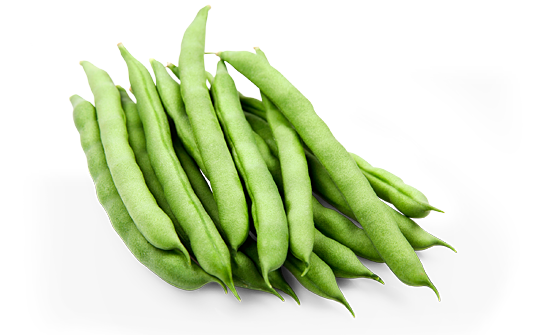 how to clean french beans
